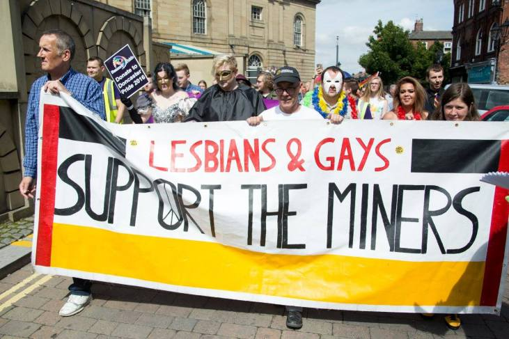 LGSM at Doncaster Pride