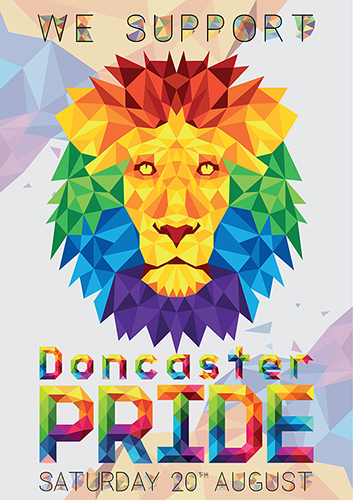 We Support Doncaster Pride