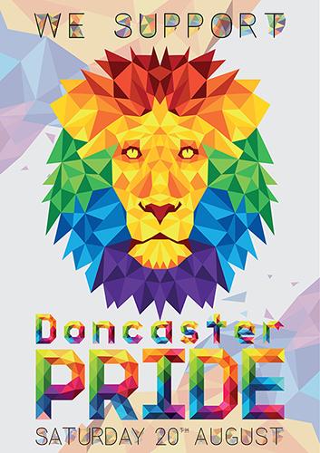 We Support Doncaster Pride